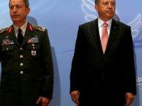 Erdoğan ve Akar'dan NATO'ya YPG mesajı