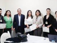 DAÜ, 3. Kıbrıs Uluslararası Eğitim  Araştırmaları Kongresi'nde temsil edildi