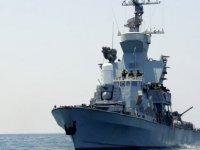 İsrail'e yaptırılan açık deniz karakol gemisi RMMO'ya teslim edildi