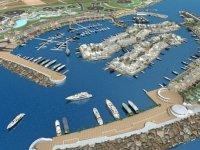 Protora'ya marina yapılmasına yönelik imzalar dün atıldı