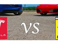 Ferrari, Tesla ile rekabet edebilmek için elektrikli araç üretecek