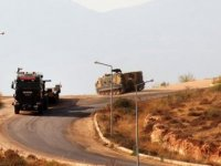 Türkiye-Suriye sınırında hareketlilik sürüyor