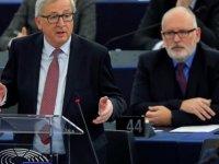 """Juncker: """"İngilizler Brexit'ten sonra AB'ye yeniden katılsın"""""""