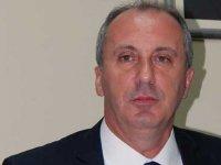 İnce, CHP Genel Başkanlığı'na aday oluyor