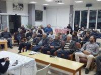 TDP Parti Meclisi toplantısı sona erdi