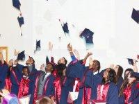 YDÜ Sağlık Bilimleri Fakültesi 2017-2018 Güz Dönemi Mezuniyet Töreni Gerçekleştirildi