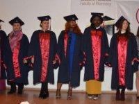 YDÜ Eczacılık Fakültesi 2017 – 2018 Güz Dönemi Mezuniyet Töreni gerçekleştirildi