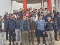 Yeni Erenköy Belediyesi çalışanları iş yapmama kararı aldı