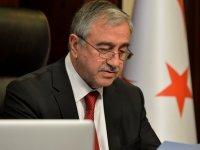 Cumhurbaşkanı Akıncı, bugün meclisteki parti başkanlarıyla görüşüyor