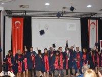 YDÜ Fakültesi mezuniyet töreni gerçekleştirildi