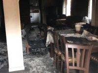 Mağusa'da korkutan yangın, kundaklama şüphesi de var...