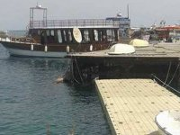 Mağusa Limanı iskelesi hala yapılmadı