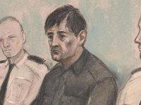 Londra'daki cami saldırganına 43 yıl