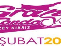 3. Kuzey Kıbrıs Gran Fondo Bisiklet Yarışı 11 Şubat 2018'de