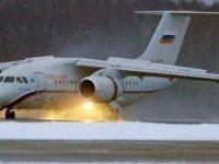 Rusya'da yolcu uçağı düştü