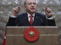 """Erdoğan: """"Afrin neyse Kıbrıs'taki haklarımız da odur"""""""