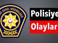 Girne'de kasti hasar! 2 tutuklama