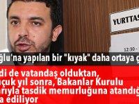 """Zaroğlu'na yapılan bir """"kıyak"""" daha ortaya çıktı"""