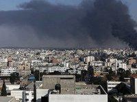 İsrail Gazze'yi bombaladı: 2 ölü