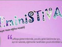 """""""Feministival"""" bu akşam başlıyor"""