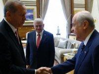 """AKP-MHP işbirliğinin adı """"Cumhur İttifakı"""""""