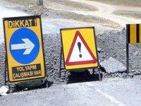 Gönyeli Belediye bulvarı trafiğe kapatıldı