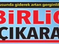 """""""İŞBİRLİĞİNİ ÖNE ÇIKARALIM"""""""