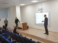 DAÜ BTYO'da internet üzerinden canlı yayın dersler