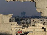 Esad, BMGK kararına rağmen yine saldırdı