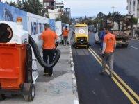 Girne Belediyesi 9 hizmet aracı satın aldı