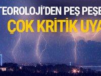 KKTC Afet ve Acil Durum Yönetimi Komitesi :: Dikkat! Fırtına ve şiddetli yağış geliyor