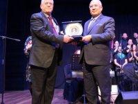 Gazimağusa Belediyesi Türk Müziği Korosu Mersin'de konser verdi