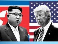 ABD Başkanı Donald Trump'ın Kuzey Kore lideri Kim Jong-un ile görüşmeyi kabul ettiği açıklandı