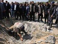 Filistin Başbakanının konvoyuna bombalı saldırı