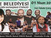 """""""Kültürlerin kaynaşması"""" 1 Nisan'da İskele'de"""