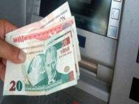 ATM'de unutulan 300 TL'yi çalan kişi tutuklandı