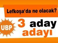 UBP Lefkoşa'da kimi aday gösterecek? Delegeye gidecek mi?
