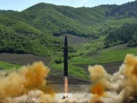 """Alman istihbaratı: """"Kuzey Kore'nin füzeleri Avrupa'ya ulaşabilir"""""""