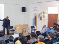 Turizm Uzmanı Şerif Yenen DAÜ'de öğrencilerle buluştu