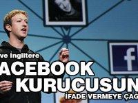 Facebook'un kurucusu Zuckerberg ifadeye çağrıldı
