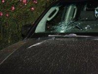 Rum mahkemesi acımadı.... Kıbrıslı Türklerin araçlarına saldıranlara hapis cezası
