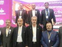 YDÜ KÜNİB 7. Uluslararası Olağan Kongresi'nde Temsil Edildi…