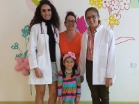 YDÜ Hastanesi'nde 4 Yaşındaki Çocuğa Anjiyo