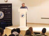 Güzel Türkçe konuşmanın incelikleri LAÜ'de ele alındı