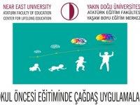 Okul Öncesi Eğitiminde Yeni Yaklaşımlar veÇağdaş Uygulamalar YDÜ'de İrdelenecek