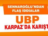 """Sennaroğlu: """"UBP Milletvekili bir zat karşıma aday çıkaracakmış"""""""