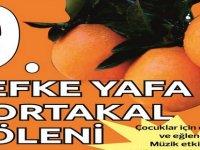 """Lefke Belediyesi'nin düzenlediği """"9. Lefke Yafa Portakal Şöleni"""" 1 Nisan'da"""