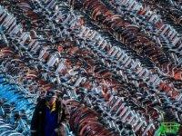 Çin'in bisiklet mezarlıkları