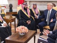 Suudi Arabistan ile ABD şirketlerinden 16 milyar dolarlık ön anlaşma