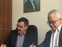Dikmen Belediyesi ile Devrimci Genel İş Sendikası (DEV-İŞ) arasında 2018 yılı protokolü imzalandı